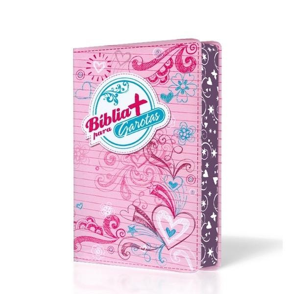 Bíblia mais para Garotas (com notas Hayley DiMarcos)