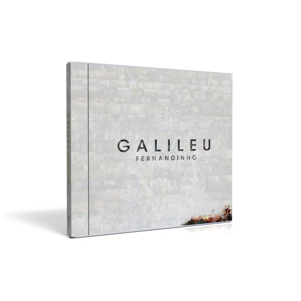 CD - Fernandinho - Galileu