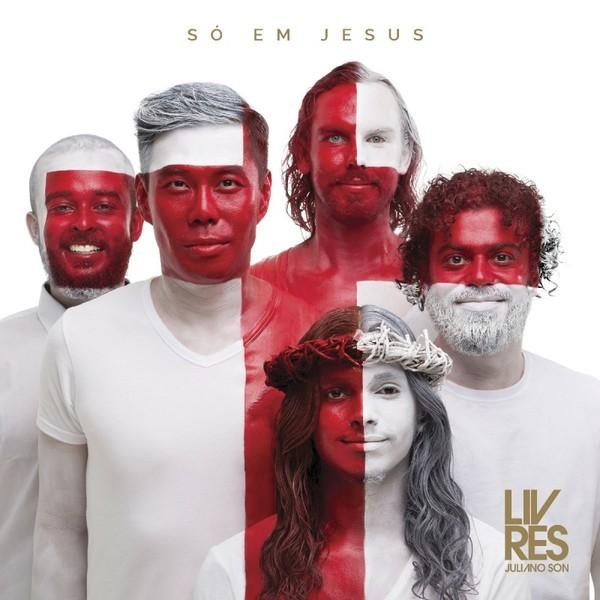 CD - Livres Para Adorar - Só em Jesus