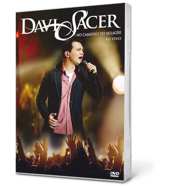 DVD - Davi Sacer - No Caminho do Milagre