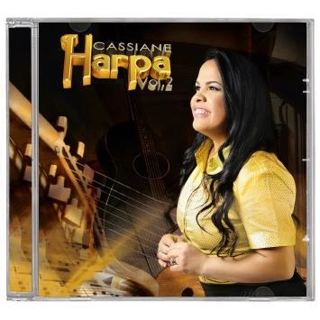 CD - Cassiane -  Harpa vol. 2