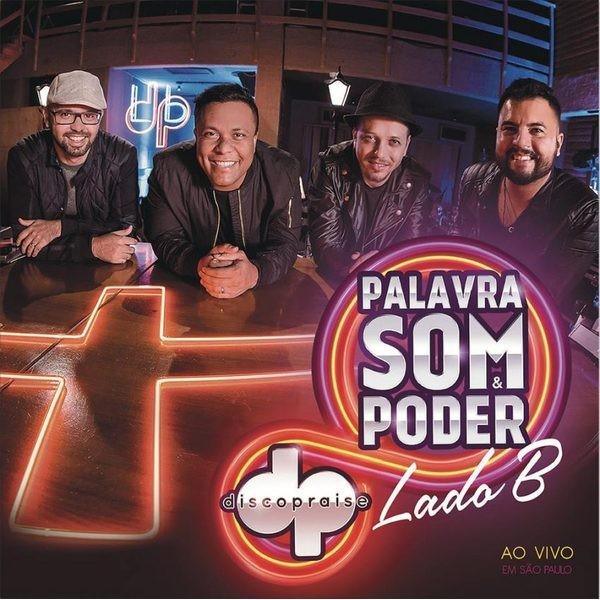 CD - Disco Praise - Palavra Som e Poder Lado B Ao Vivo