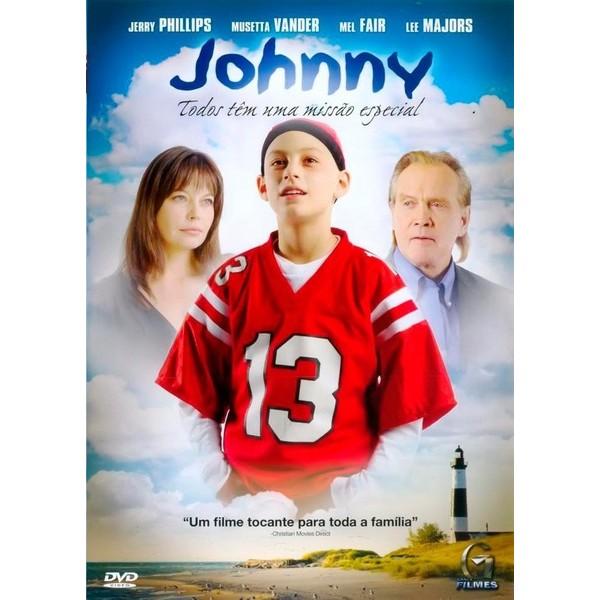 DVD - Johnny - Filme