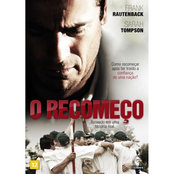 DVD - O Recomeço - Filme