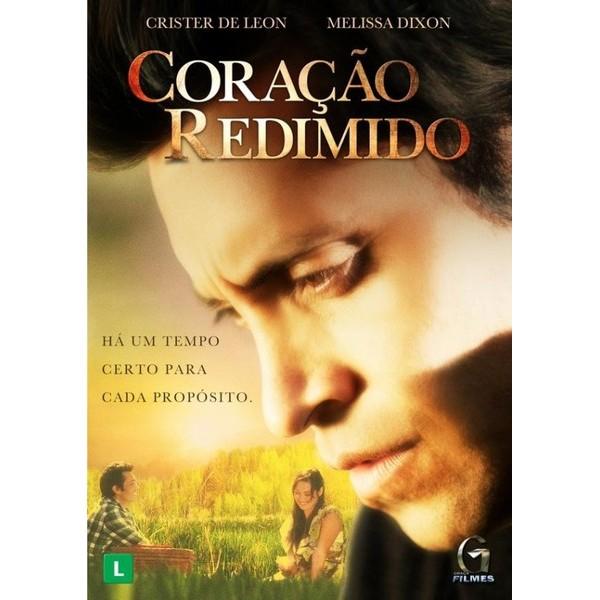 DVD - Coração Redimido - Filme