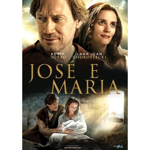 DVD - José e maria - Filme