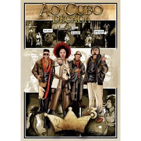 DVD - Ao Cubo - Década