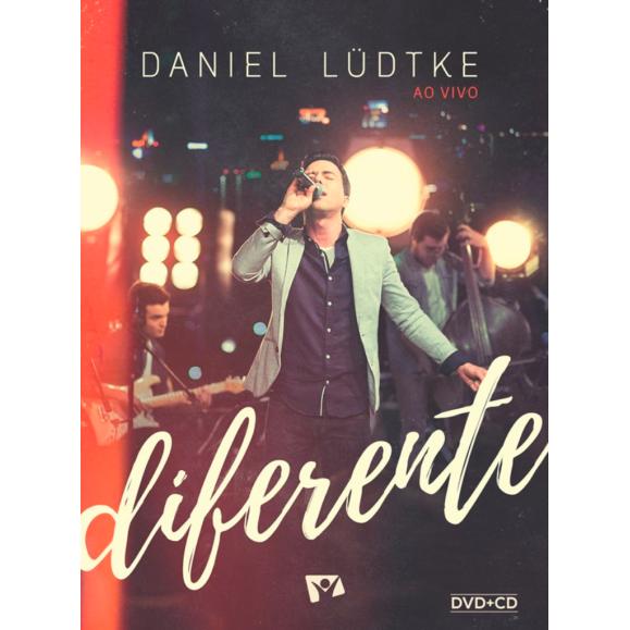DVD+CD Daniel Ludtke - Diferente