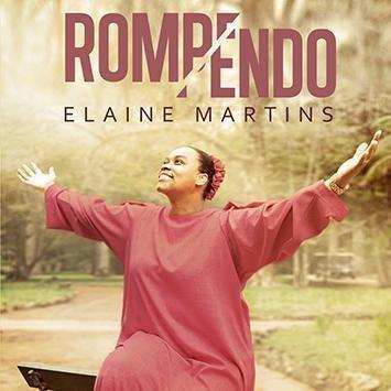 CD - Elaine Martins - Rompendo