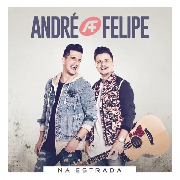 CD - ANDRÉ E FELIPE - NA ESTRADA