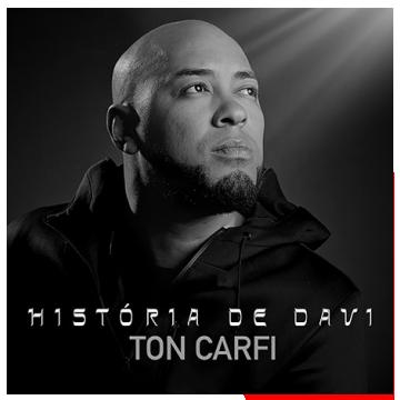 CD - Ton Carfi - História de Davi