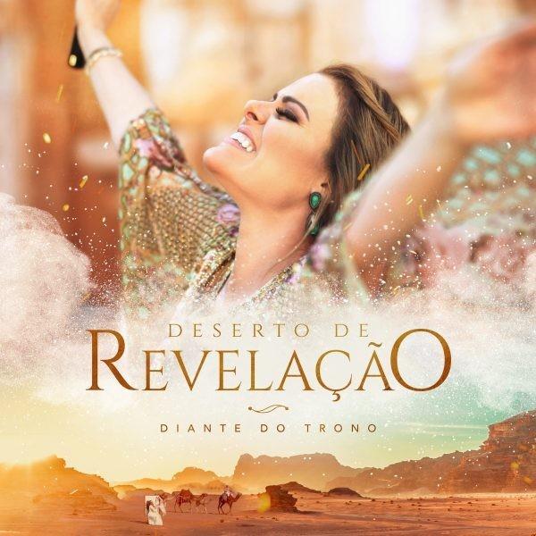 CD - Diante do Trono - Deserto da Revelação