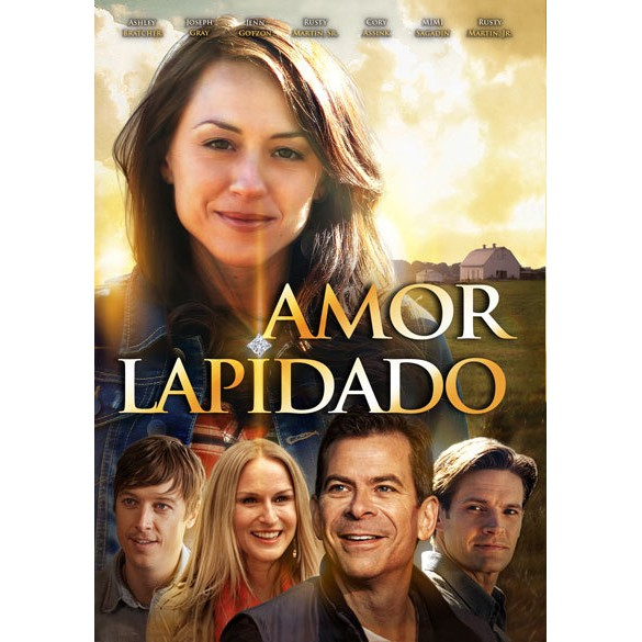 DVD - Amor Lapidado - Filme