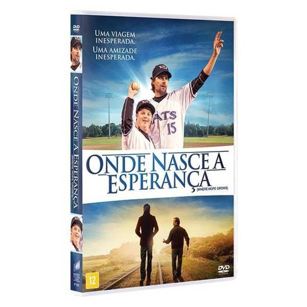 DVD - Onde Nasce a Esperança - Filme