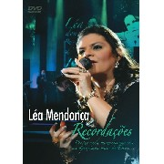DVD - Léa Mendonça - Recordações
