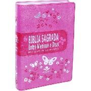 Bíblia Sagrada entre meninas e Deus (NTLH)