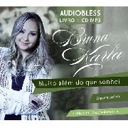 AudioBless (Livro + CD MP3) - Bruna Karla