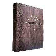 Bíblia  Ministérial - NVI (Capa Luxo)