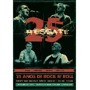 DVD - Resgate - Ao Vivo 25 Anos