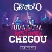 CD - BANDA GRATIDÃO - UMA NOVA HISTÓRIA CHEGOU