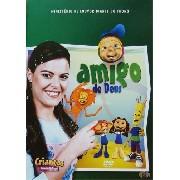 DVD - Crianças Diante do Trono - Amigo de Deus