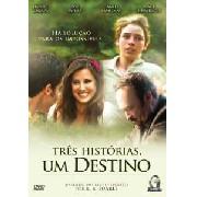 DVD - Três Histórias, Um Destino - Filme