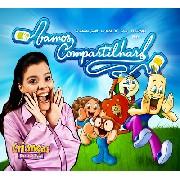CD - Crianças Diante do Trono - Vamos Compartilhar