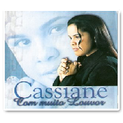 CD - Cassiane - Com muito louvor