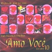 CD - Amo Você - Volume 10