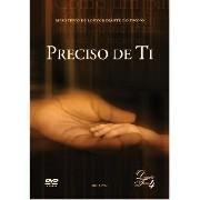 DVD - Diante do Trono 4 - Preciso de Ti