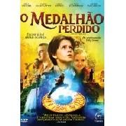 DVD - O Medalhão Perdido