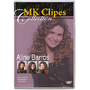 DVD - MK Clipes Collection - Aline Barros