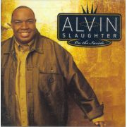 CD - Alvin slauhter - On The Inside