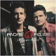 CD - Andre e Felipe - Chuva de poder