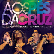 CD - Aos pes da cruz ao vivo