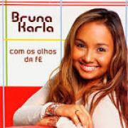 CD - Bruna Karla - Com os olhos da fe