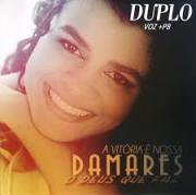 CD - Damares - A vitoria e nossa e Deus que faz