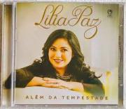CD - Lilia paz - Alem da Tempestade