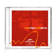 CD - Santa Geração - Mais fogo mais gloria