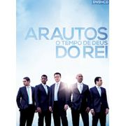DVD+CD - Arautos do Rei - o tempo de Deus