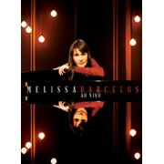 DVD+CD - Melissa Barcellos - Ao Vivo