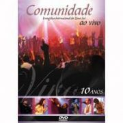 DVD - Comunidade da Zona Sul - 10 anos