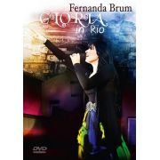 DVD - Fernanda Brum - Gloria In Rio