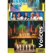 DVD - Voices - Acustico