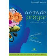 Livro - A arte de pregar - Robson