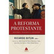 Livro - A reforma protestante - Ricardo Bitun