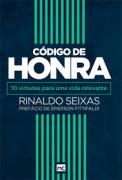 Livro - Codigo de honra - Rinaldo Seixas