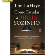 Livro - Como Estudar a Biblia sozinho