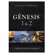 Livro - Genesis 1 & 2 - Adauto Lourenço