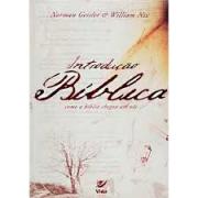 Livro - Introducao biblica - Norman Geisler